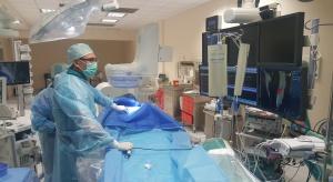 Pleszew: już dziewięciu pacjentów przeszło tu zabieg ablacji
