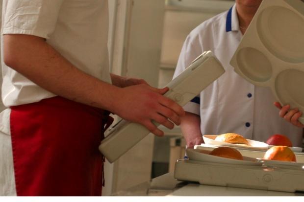 Przemyśl: szpital zrezygnował z cateringu, stawia na własną kuchnię