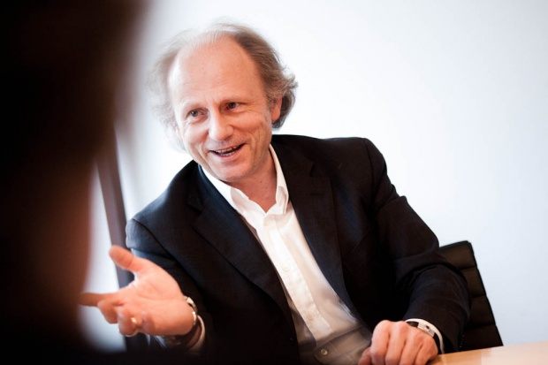 Guido Messthaler, prezes zarządu HDR TMK