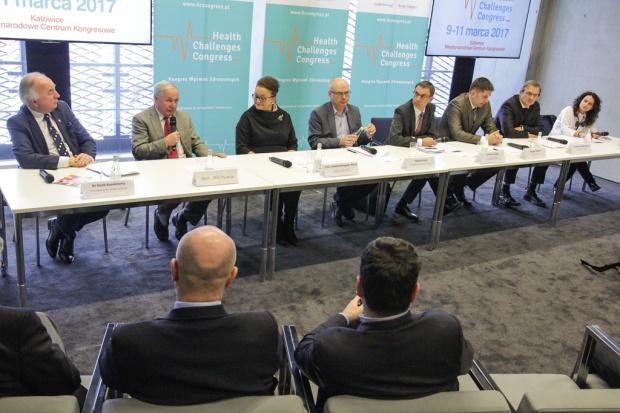 II Kongres Wyzwań Zdrowotnych - znacznie więcej niż medycyna