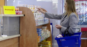 GUS: sprzedaż detaliczna w sierpniu należała do leków