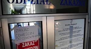 Lubelskie szpitale wprowadzają zakaz odwiedzin, winna jest grypa