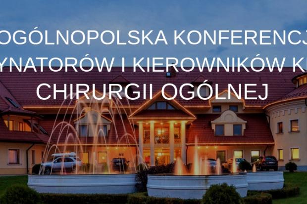 II Ogólnopolska Konferencja Ordynatorów i Kierowników Klinik Chirurgii Ogólnej