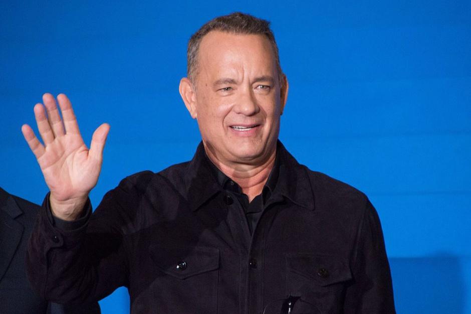 Tom Hanks znów chce wspomóc szpital pediatryczny w Bielsku-Białej