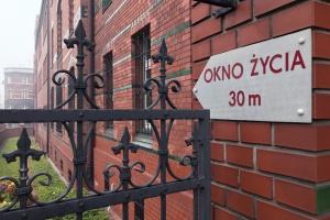 Szczecin: dziecko znalezione w oknie życia