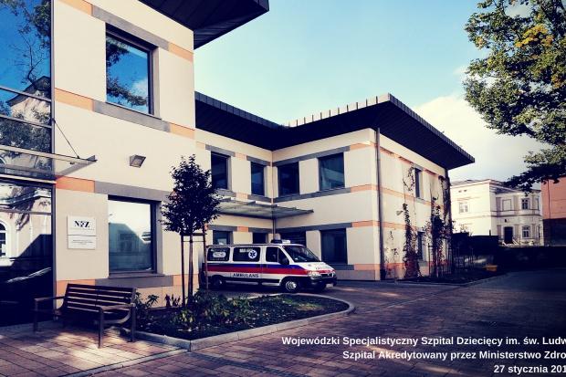 Kraków: szpital św. Ludwika po raz drugi z akredytacją CMJ