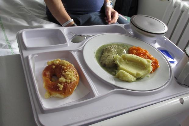 Gliwice: w szpitalach karmią tanio, ale czydobrze?