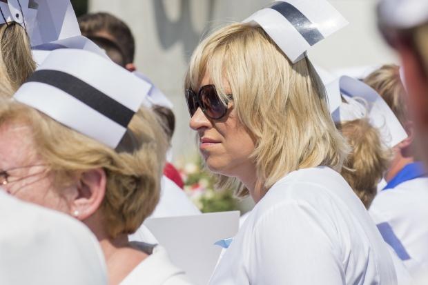 Świętokrzyskie: pielęgniarki z Centrum Onkologii pikietowały ws. podwyżek