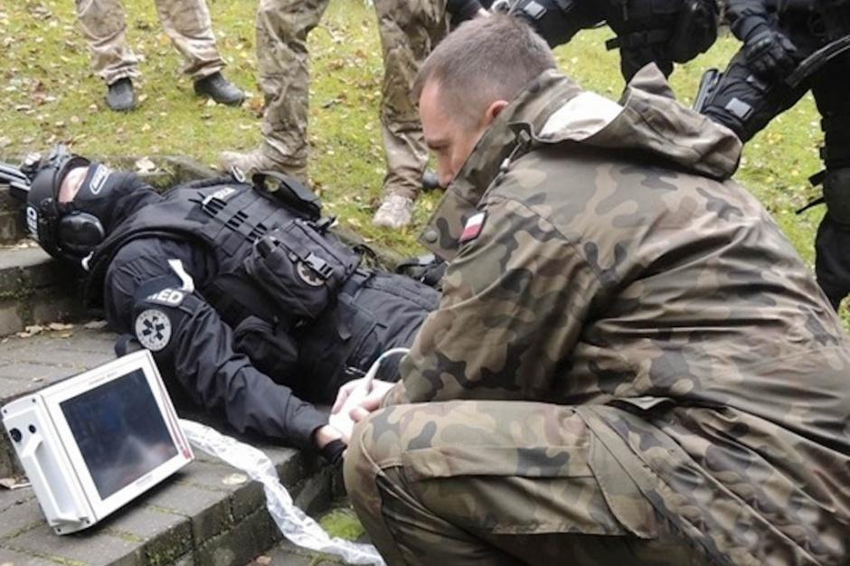 Specjaliści z WIM pomogą Ukrainie w budowaniu systemu pomocy osobom z traumą wojenną