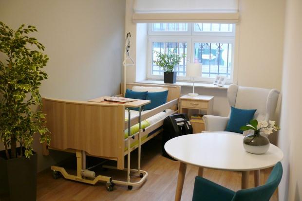 Wrocław: otwarcie nowej placówki opieki paliatywnej