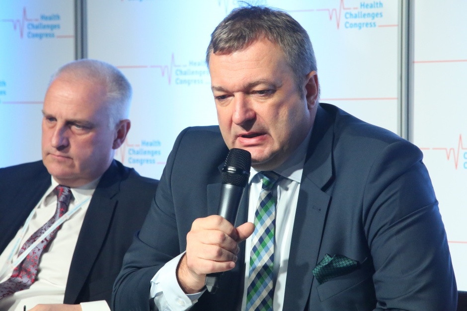 Tombarkiewicz: większość szpitali w sieci osiągnie pozytywny efekt finansowy