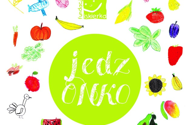 Poradnik kulinarny ''JedzONKO'' powstał z myślą o dzieciach chorych na raka