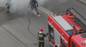 Leszno: pożar na oddziale i ewakuacja pacjentów