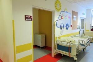 Szczecin: szpital dostał fotele dla rodziców od WOŚP