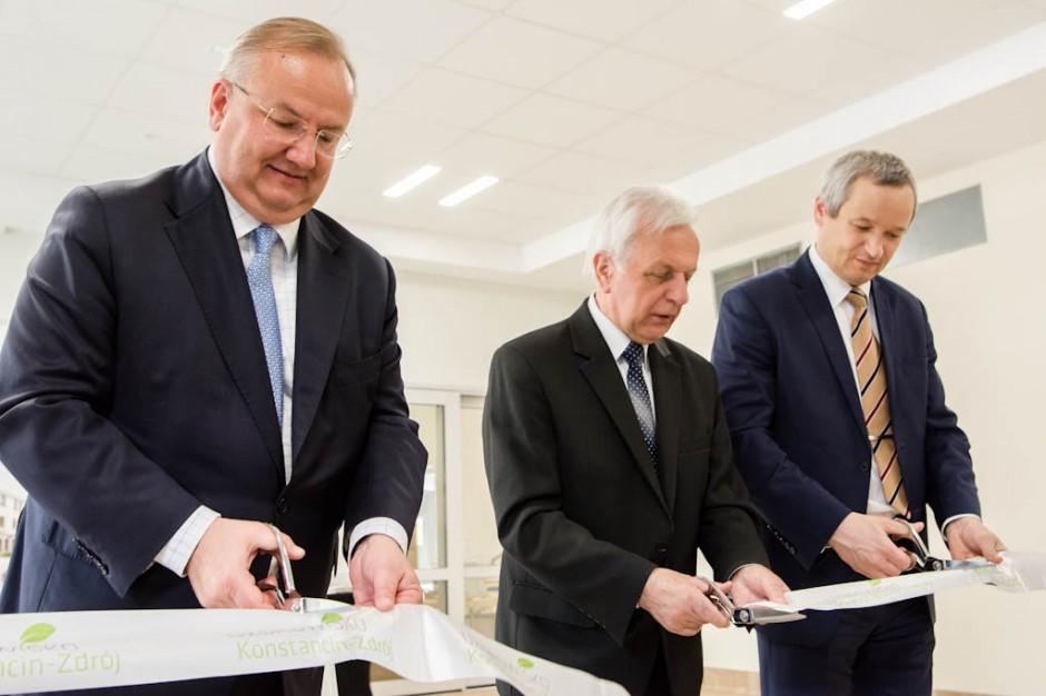 Konstancin: uzdrowisko otwiera nowy ośrodek rehabilitacyjny