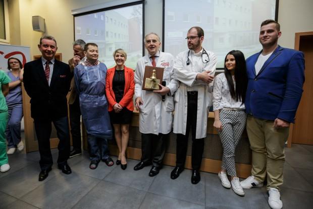 Prof. Zembala: polskie protezy serca sprawdzają się i są bezpieczne