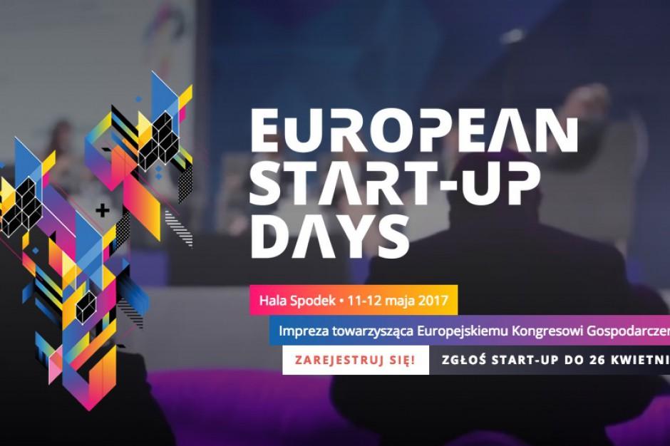 European Start-up Days: zgłoś innowacyjny projekt
