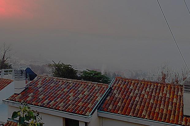 Smog dusi Ślązaków, lepiej nie wychodzić z domu