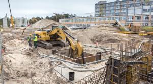 Toruń: ponad dwa lata do końca rozbudowy szpitala na Bielanach