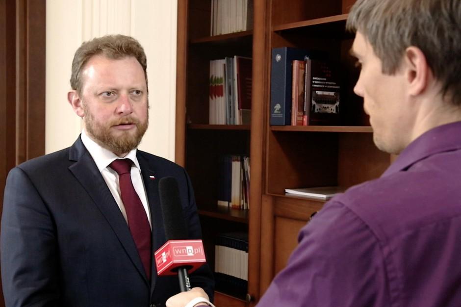 Wiceminister nauki o finansowaniu badań medycznych
