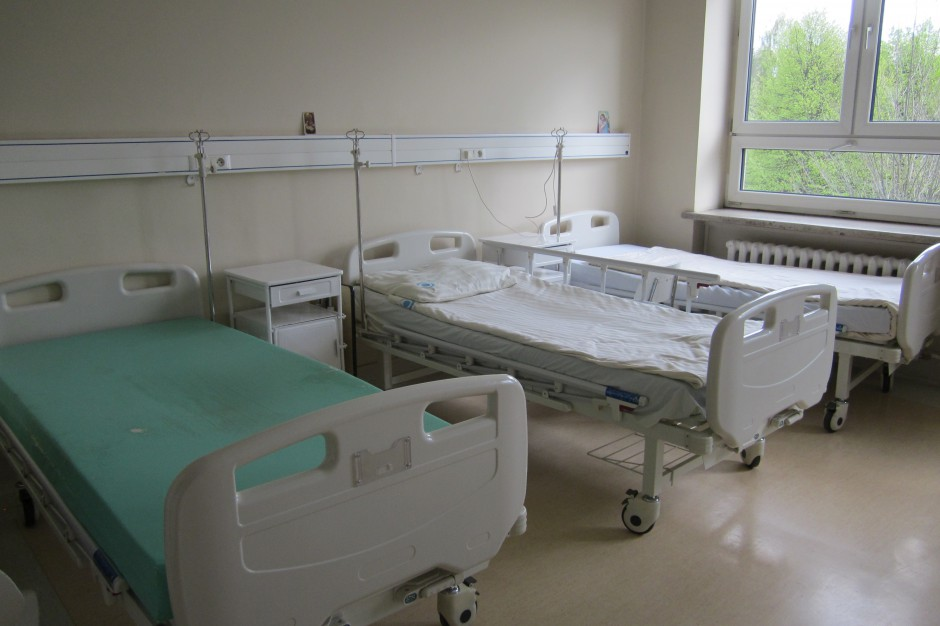 Olkusz: szpital zakupił 190 nowych łóżek dla pacjentów