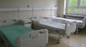 Turek: szpital utworzy jednak mniej łóżek dla pacjentów z COVID-19