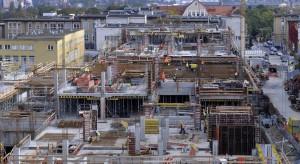 Gdańsk: zawisła wiecha nad kolejnym obiektem Centrum Medycyny Nieinwazyjnej
