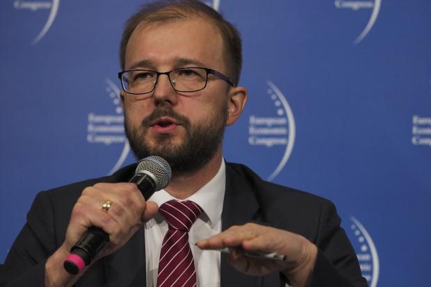 Wiceminister Dardziński o konsultacjach projektu drugiej ustawy o innowacyjności