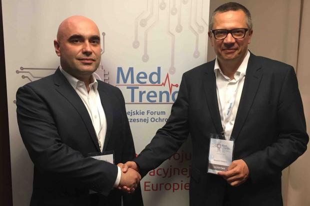 Umowa: Silvermedia i Microsoft będą wspólnie rozwijać telemedycynę