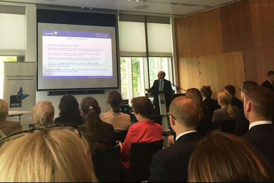 Ubezpieczenia zdrowotne: MediSky International wchodzi do Polski