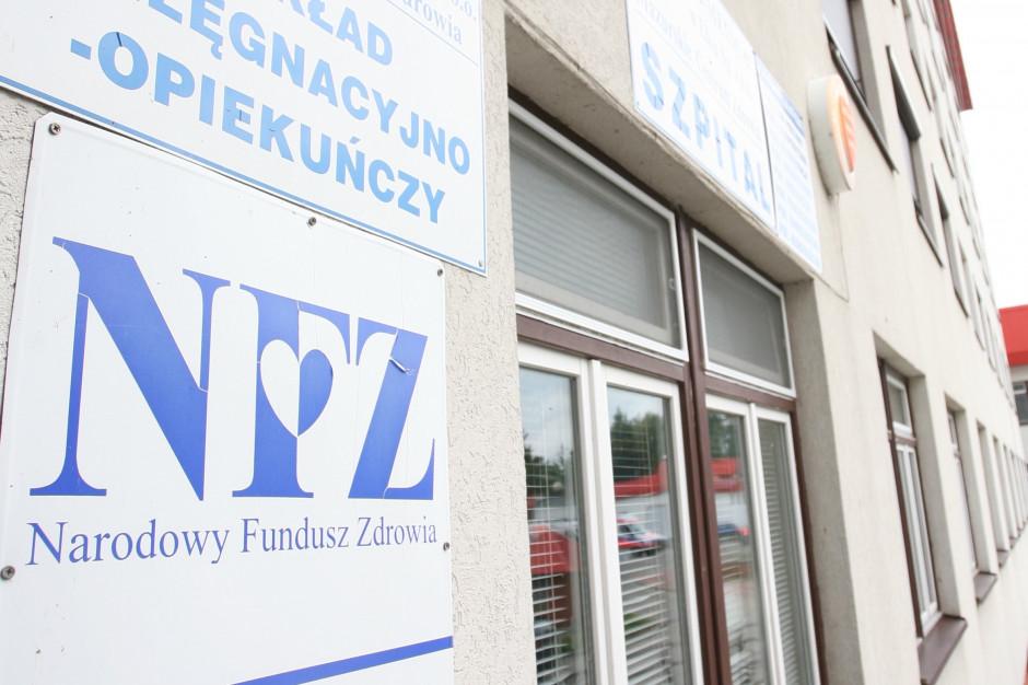 MZ: certyfikaty ISO nie będą uwzględniane w ryczałtach dla szpitali