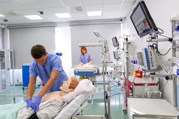 Studenci z Zabrza zwyciężyli w zawodach symulacji medycznej