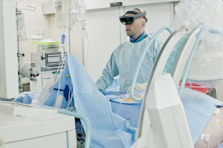 Cyfrowe technologie coraz śmielej wkraczają do szpitali