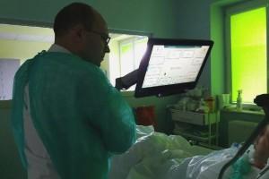 Ruda Śląska: tak uzyskali kontakt z pacjentem po udarze, bez funkcji mowy