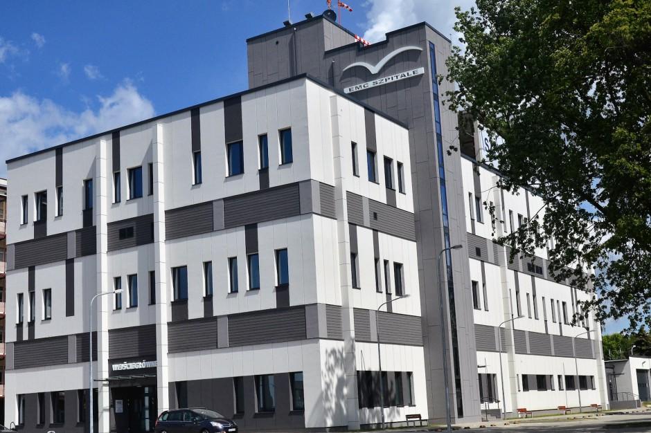 Lubin: otwarto nową częśćszpitala
