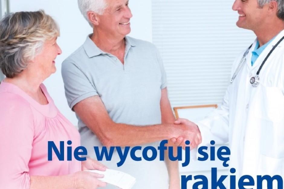 Tuchów: rusza program wykrywania raka jelita grubego