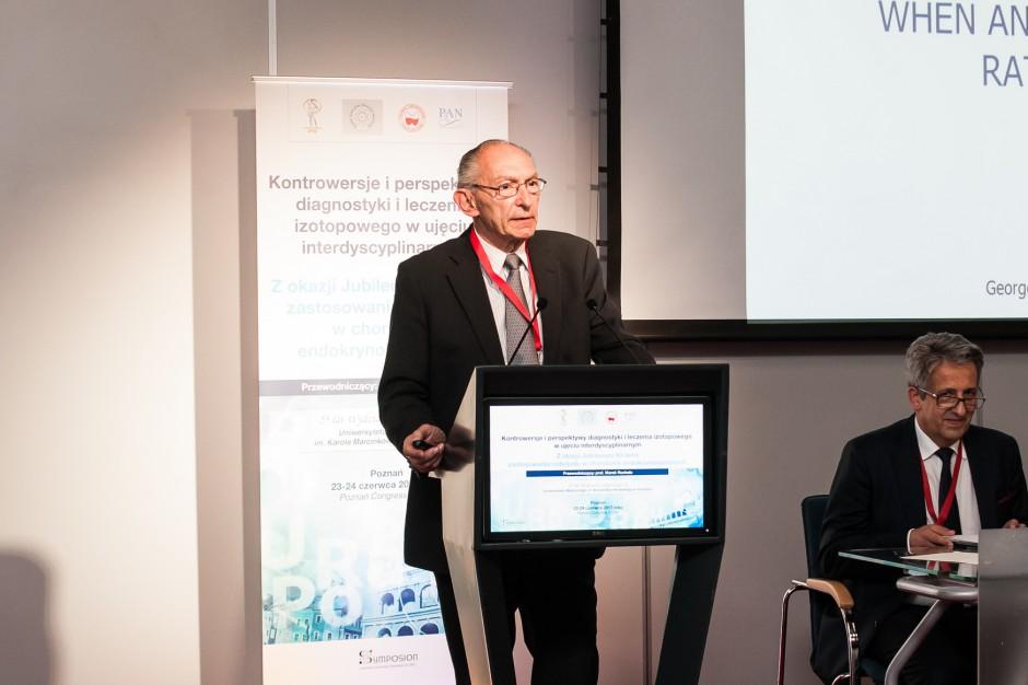 Poznań: specjaliści o osiągnięciach i przyszłości medycyny nuklearnej