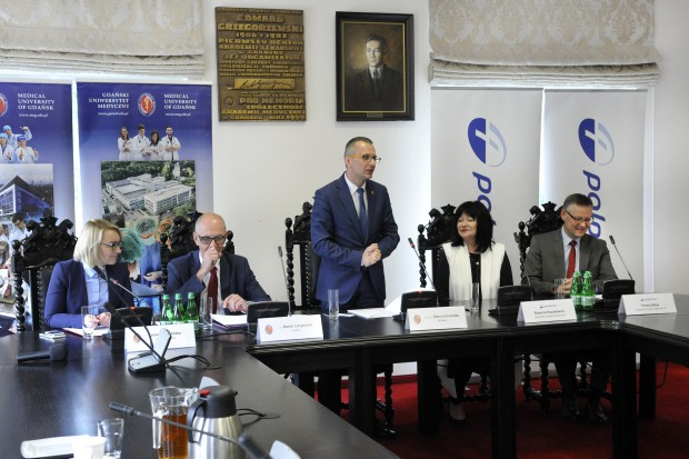 Gdańsk: Polpharma i GUMed utworzyły nowy kierunek studiów