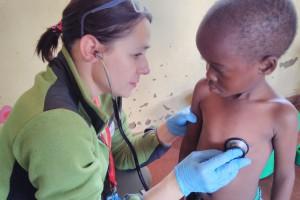Polska lekarka wzięła urlop i poleciała do Malawi, pracowała jako wolontariusz