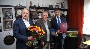 Emil Karewicz uhonorowany medalem Polskiego Towarzystwa Kardiologicznego