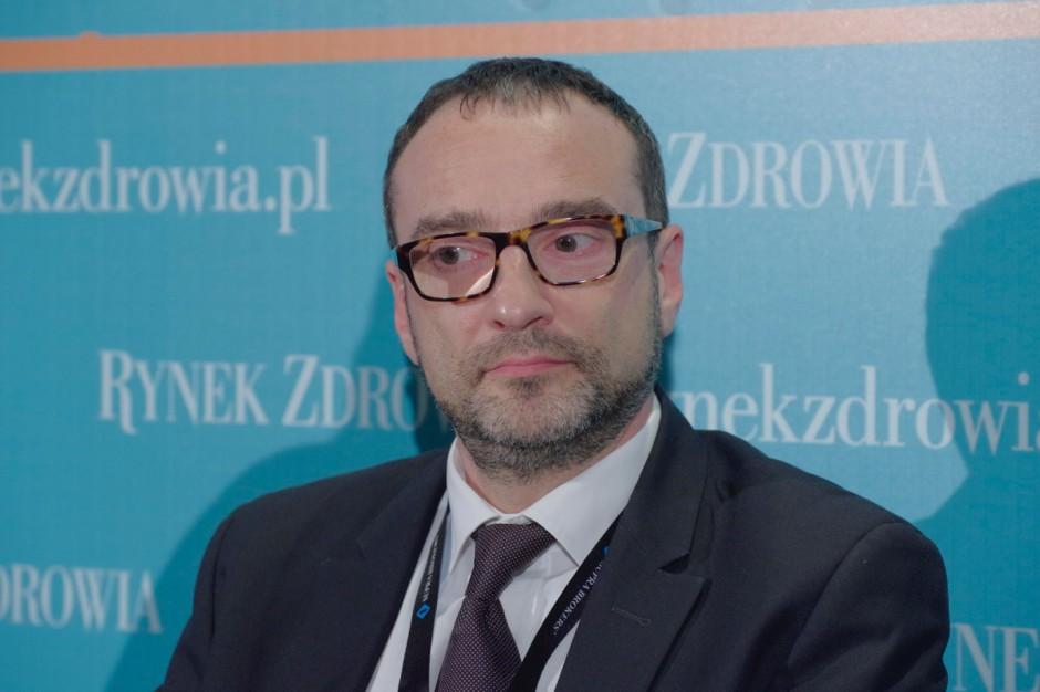 Marcin Czech będzie nowym wiceministerem zdrowia, zajmie się polityką lekową