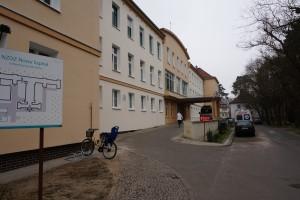 Kostrzyn nad Odrą: przetarg na remont anestezjologii