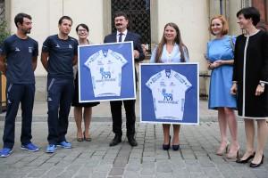 Tour de Pologne: ścigają się by utrzymać cukrzycę w ryzach