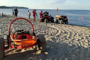 Jak zapewnić bezpieczeństwo plażowiczom przy kurczących się finansach