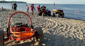 Pomorskie: pięć kąpielisk nad Zatoką Gdańską zamkniętych z powodu sinic