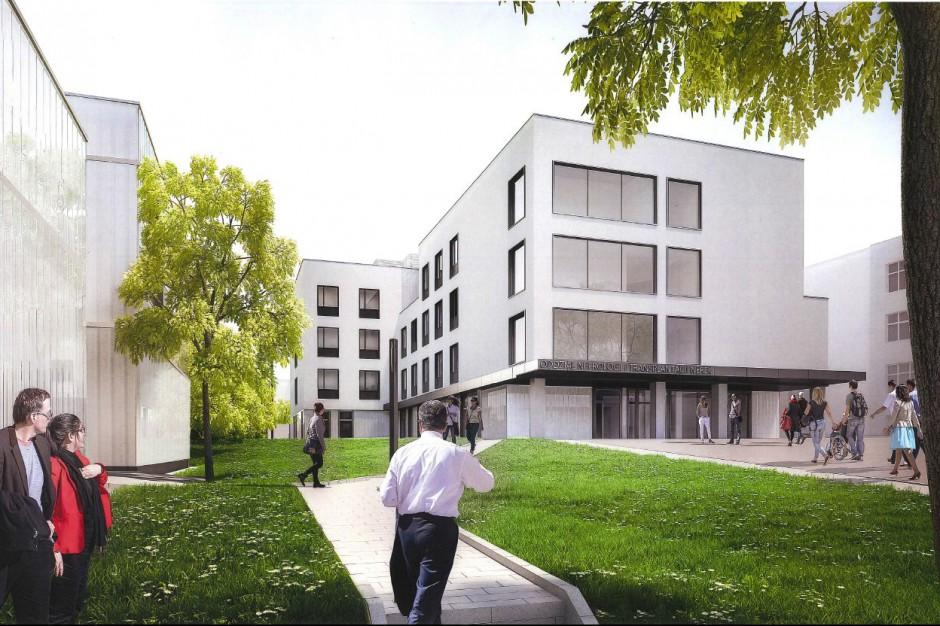 Szczecin: nowa neurologia i nefrologia przy Arkońskiej, będzie też remont oddziału