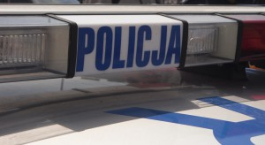 Mazowieckie: pijany pacjent, który ukradł karetkę, został aresztowany