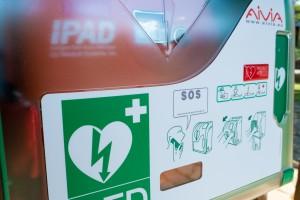 W powiecie wielickim zamontowano 17 defibrylatorów