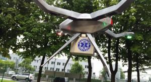 USA: drony dostarczą leki na receptę wprost do domów chorych