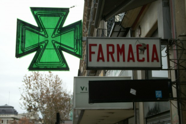 """Włosi odchodzą od """"apteki dla aptekarza"""""""
